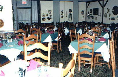 Black Forest Dining Room